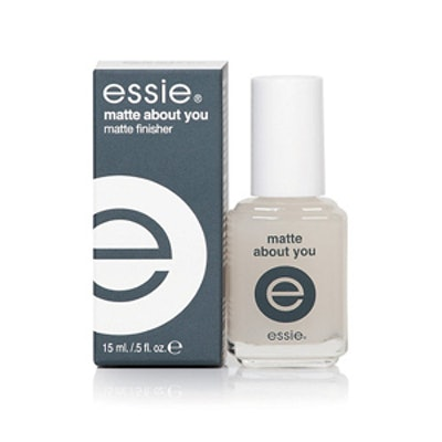 Matte About You Matte Finisher Polish