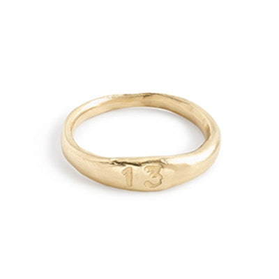 """James Colarusso 13"""" Stacking Ring"""