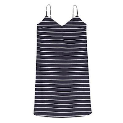 Print Crepe Dress