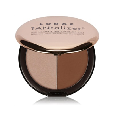 TANtalizer Highlighter & Matte Bronzer Duo