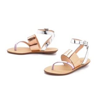 Sunny Strappy Sandals