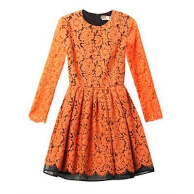 Longsleeve Lace Dress