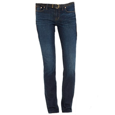 Alley Straight Jeans in Waterfall