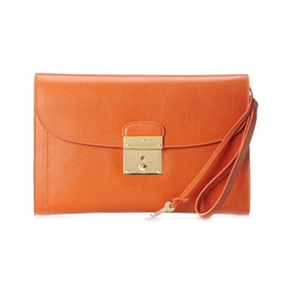 The Isobel Bag in Mandarin