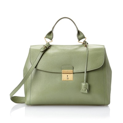 The 1984 Bag in Moss