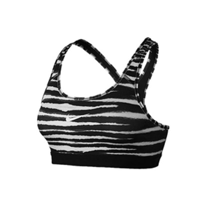 Pro Classic Tiger Bra in Black