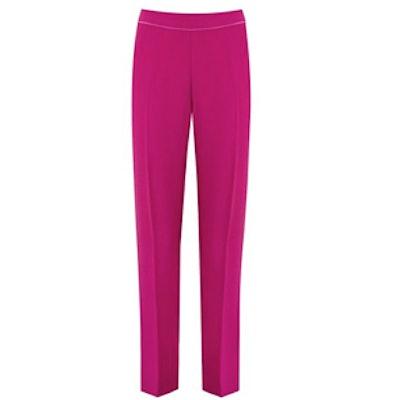 Cerise Tailored Trousers