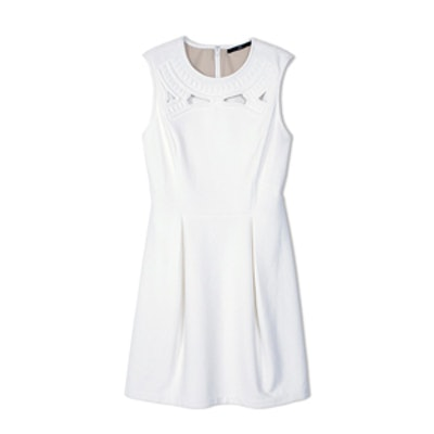 Boutis Embroidery Dress