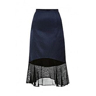Fog Ruffle Skirt