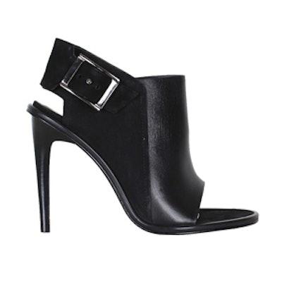 Milou Heels in Black