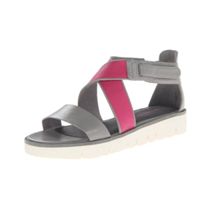 Eliah Gladiator Sandal in Berry