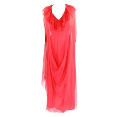Goddess Dress Circa 1972