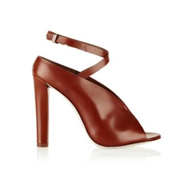 Clara Leather Sandals