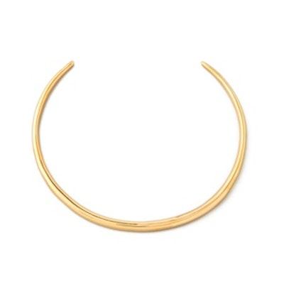 Liquid Gold Thin Collar
