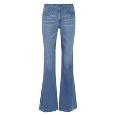 Farrah Mid-Rise Jeans