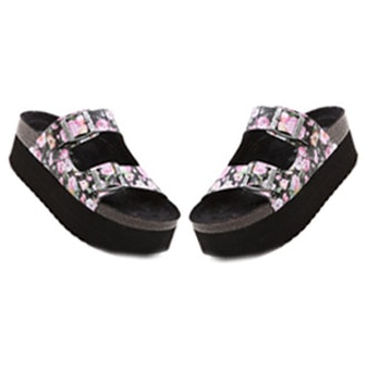Aurelia Platform Sandals