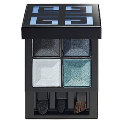 Le Prisme Eyeshadow Quartet in Blue Collection