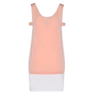 x Flavia La Rocca Short Dress in Pink