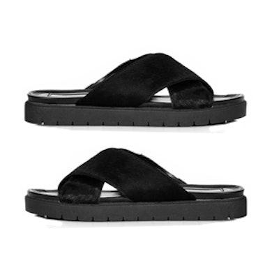Leather Strap Sliders