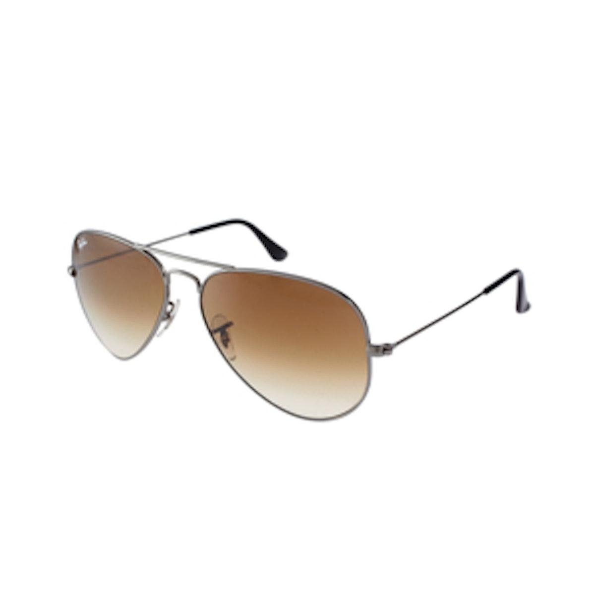 Large Aviator Sunglasses