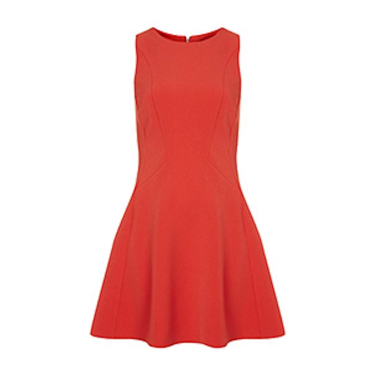Sleeveless Flippy Dress