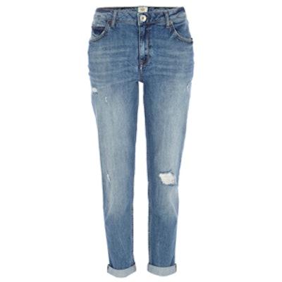 Ashley Slim Boyfriend Jeans