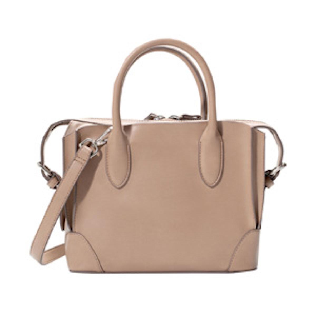 Gussetted Shopper Bag