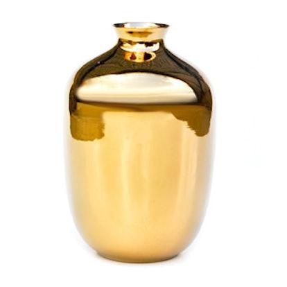 Mini Vase in Metallic