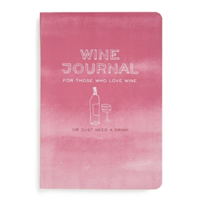 Wine Journal: For Those Who Love Wine Notebook
