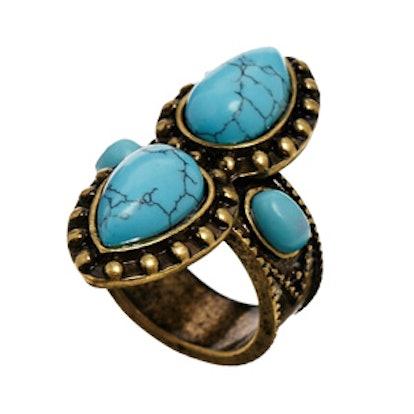 Festival Stone Ring