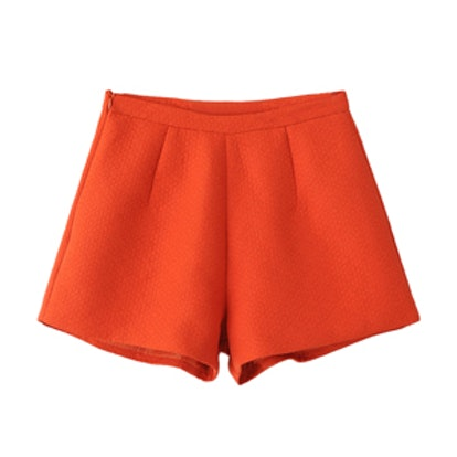 Loose A-Line Shorts