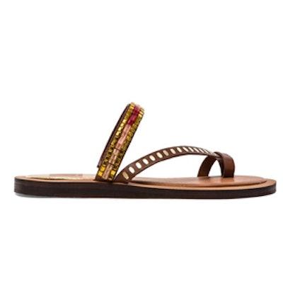 Tutankamen Sandals