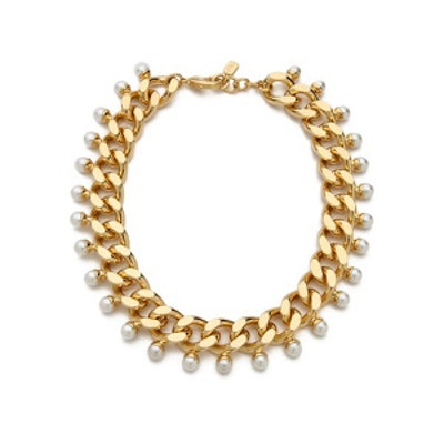Swarovski Pearl Choker Necklace
