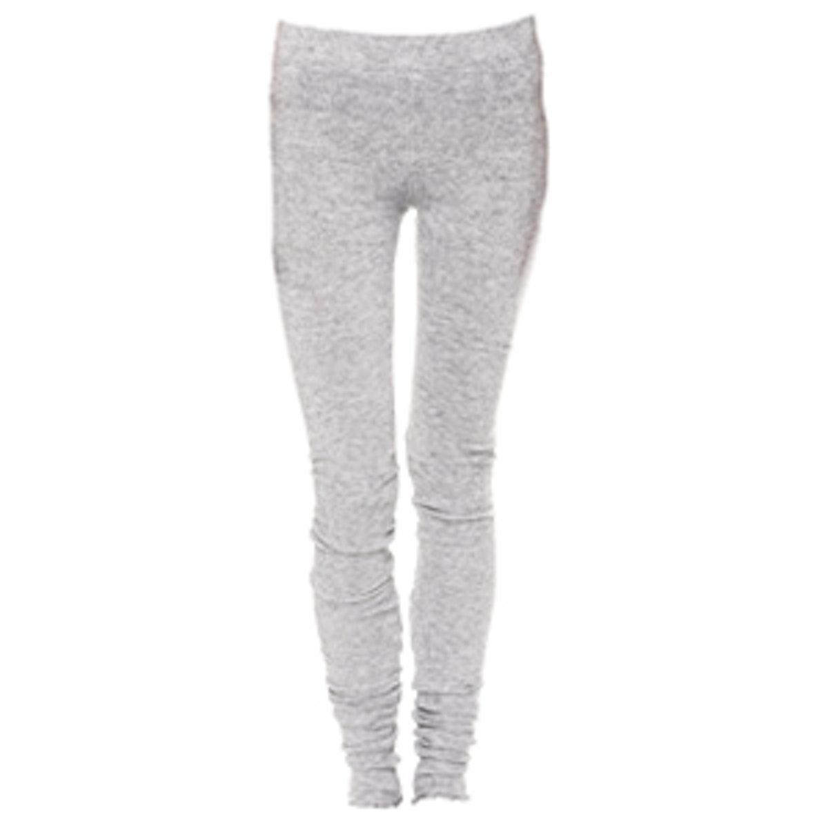 Heathered Knit Leggings