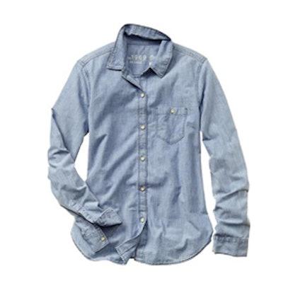 Classic Chambray Shirt