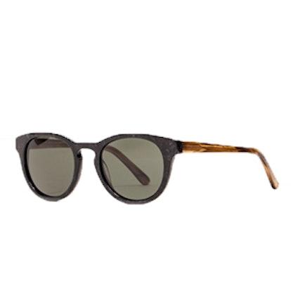 Timeless Sunglasses in Granite/Horn