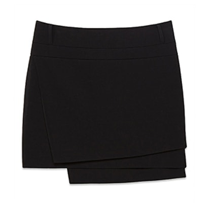 Palm Suiting Skirt