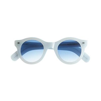 Light Blue Sunglasses