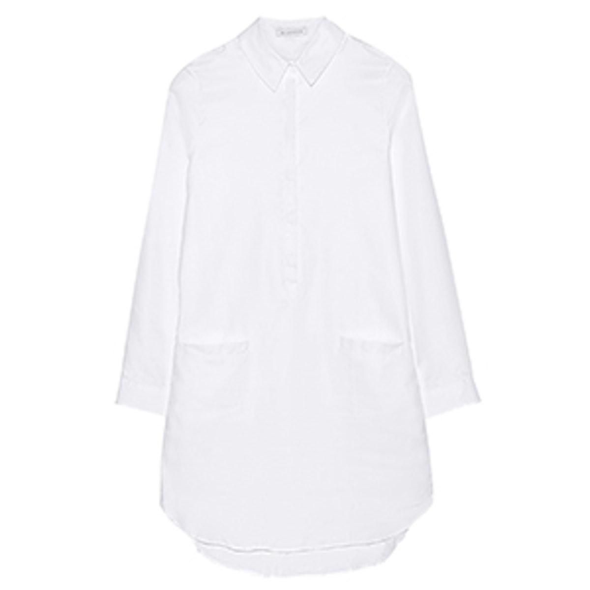 Classic Oxford Shirt Dress