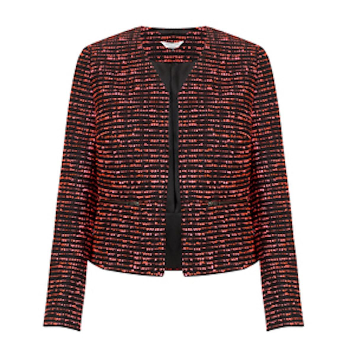 Collection Tweed Jacket