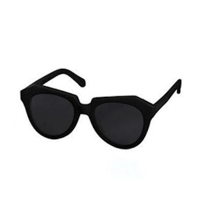 Number One Black Sunglasses