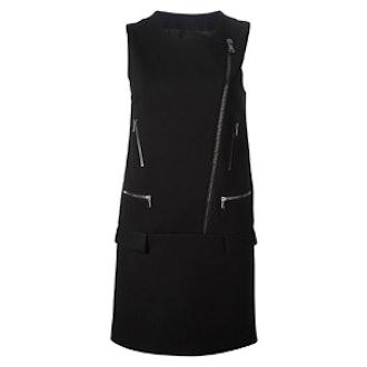 Zip Detail Dress