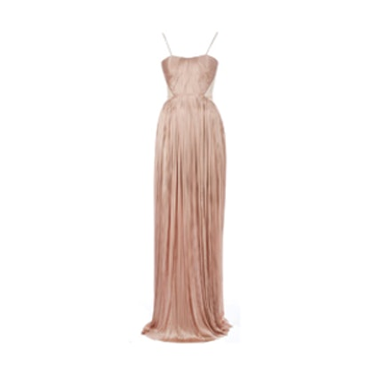 Long Ruched Dress