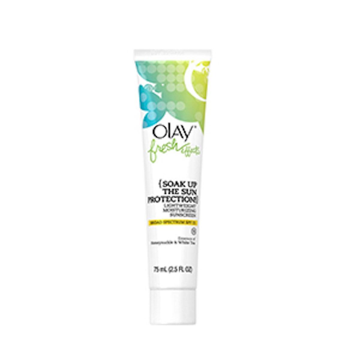 Lightweight Moisturizing Sunscreen