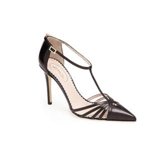 Carrie T-Strap Pump