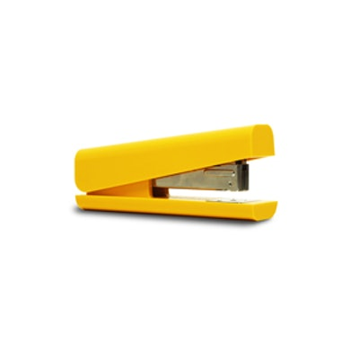 Anything Desk Accessories Yellow Stapler