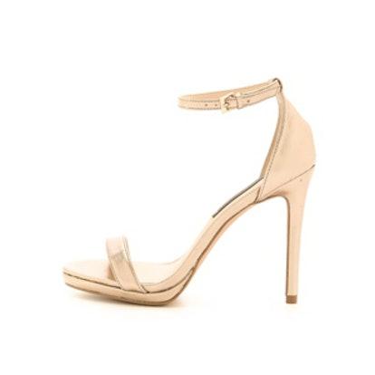 Rykkie Metallic Sandal