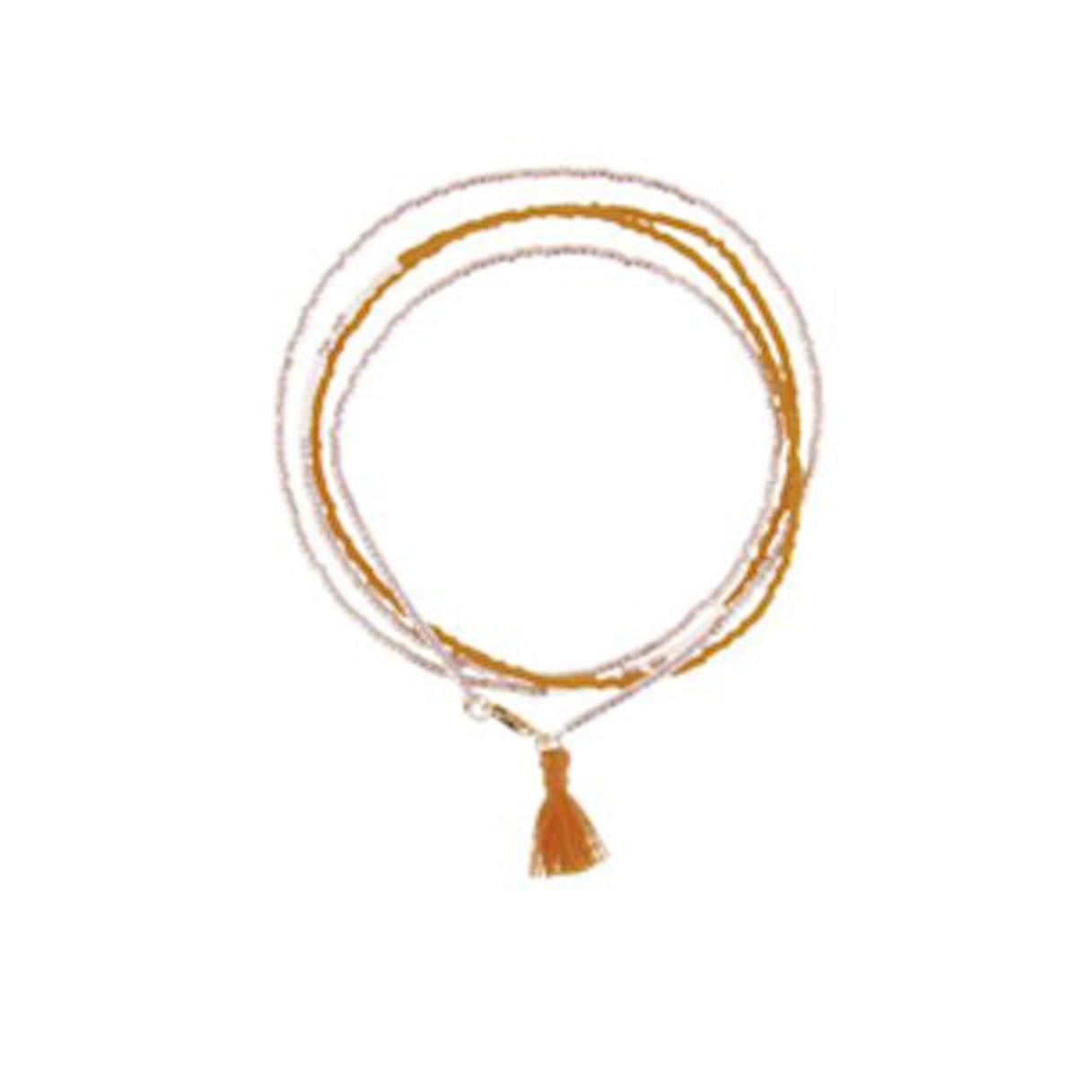 Namesake Wrap Bracelet