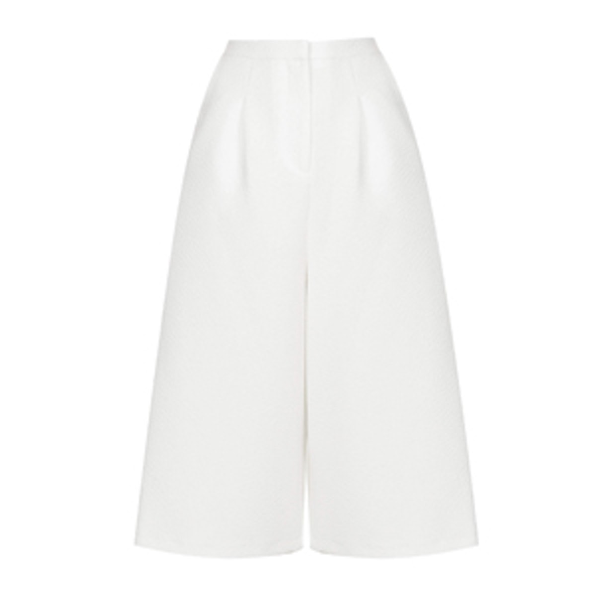 Tall Croc Embossed Culottes