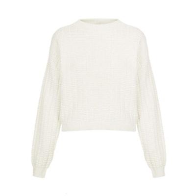 Ridge Stitch Sweater